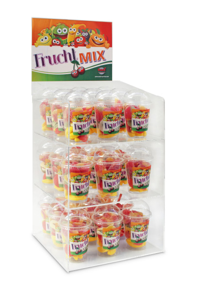 Display FRUCHT-MIX