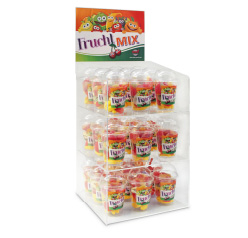 Frucht Mix Theken Display gross