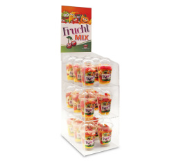Frucht Mix Theken Display klein