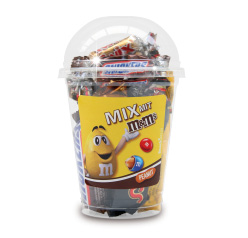 M&M'S peanut Mix