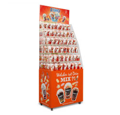 Promotiondisplay Orange
